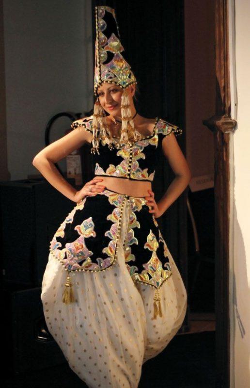 robe  algerienne