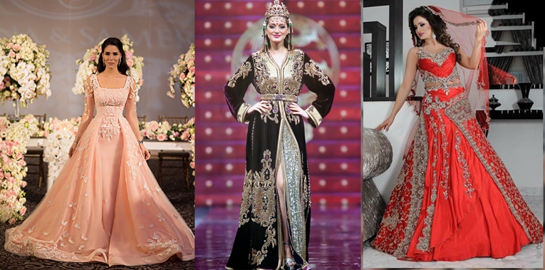 robe orientale